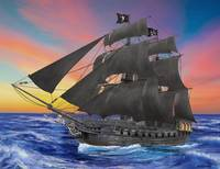 BLACK BEARD'S PIRATE SHIP