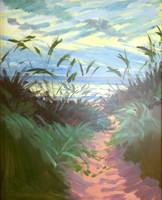 Sea Oat Path