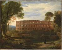 Charles Lock Eastlake - The Colosseum from the Esq
