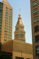 Denver - Historic D & F Clocktower