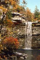 Waterfalls, Catskill Mountains