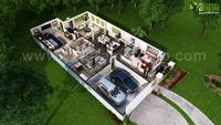 A Good Project for Online 3d floor plan