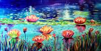 Water Lilies ll