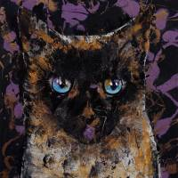 Balinese Cat Art Prints & Posters by Michael Creese