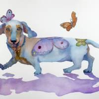 BUTTERFLY DOXIE DOO by Marcia Baldwin
