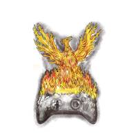 phoenix-rising-over-burning-game-controller-TAT
