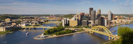 Pittsburgh Pano by Cody York_3560