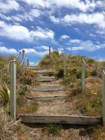 90 Mile beach- stairway to heaven
