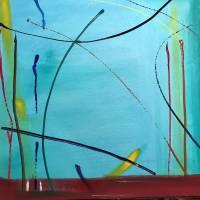 Connecive Flow Art Prints & Posters by Richard Kanter