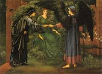 Heart of the Rose, 1889 - Edward Burne-Jones