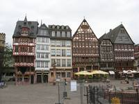 Historical Center - Frankfurt, Deutschland