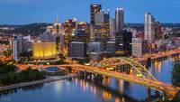 Pittsburgh at Dusk_3664