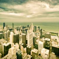 Chicago Art Prints & Posters by Anna Yanev