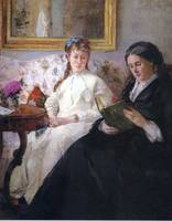 Portrait of the Artist's Mother and Sister , Berth