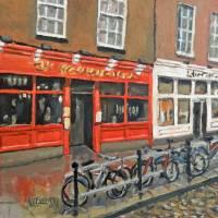 The Shack Restaurant, Dublin RR Art Prints & Posters by Robert Holewinski