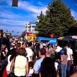"""""""Summer Fest Crowds."""" by slightlynorth"""