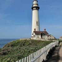 Pigeon Point Lighthouse_1450 by Richard Thomas
