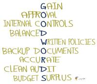 Good Accounting Words