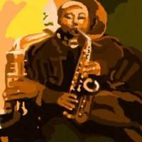 Sounds Of Jazz Art Prints & Posters by jon calvert