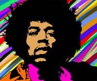 PSYCHEDELIC JIMI