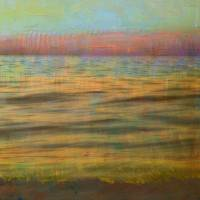 After the Sunset - Blue Sky Art Prints & Posters by Michelle Calkins