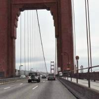 Golden Gate Bridge heading North_1670 by Richard Thomas