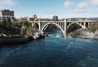 Monroe Street Bridge Spokane