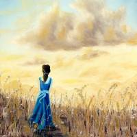 Belle, Have Hope Art Prints & Posters by Seth Larson