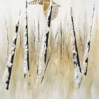 Barn Owl Art Prints & Posters by Francine Bradette