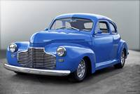 1941 Chevrolet Coupe II