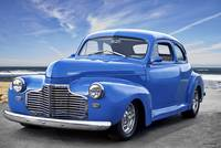 1941 Chevrolet Coupe I