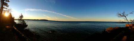 Panoramic Lake Superior