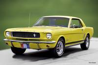 1966 Ford Mustang Coupe 'Pony Boy' ll