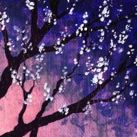 Spring Blossoms Painting by Irina Sztukowski Art Prints & Posters by Irina Sztukowski