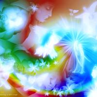Healing in His wings Art Prints & Posters by Laura Isola