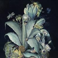Magic Garden: Twilight I Art Prints & Posters by Dawn LeBlanc