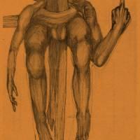 dvadesetctvrmo v2 Art Prints & Posters by siniša (sine) berstovšek (sinonim)
