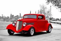 1933 Ford Three-Window Coupe I