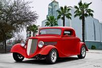 1933 Ford Three-Window Coupe II