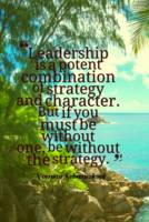 Inspirational Quotes - Leadership - 13