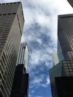 Sky and Skyscrapers