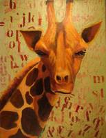 How do you spell Giraffe