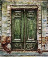 Parisian Door No32