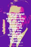 Inspirational Quotes - Motivational - 64 President