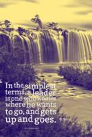 Inspirational Quotes - Motivational , Leadership -