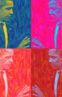 Pop Art Portraits of President Barack Obama 39a