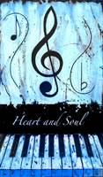 Heart and Soul Blue