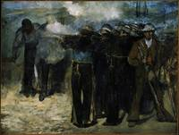 The Execution of Emperor Maximilian Édouard Manet,