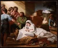 John Singleton Copley, The Nativity