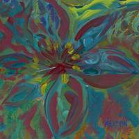 JOHNKEATONARTWildflower 1 JOHNKEATONART JOHNKEATON